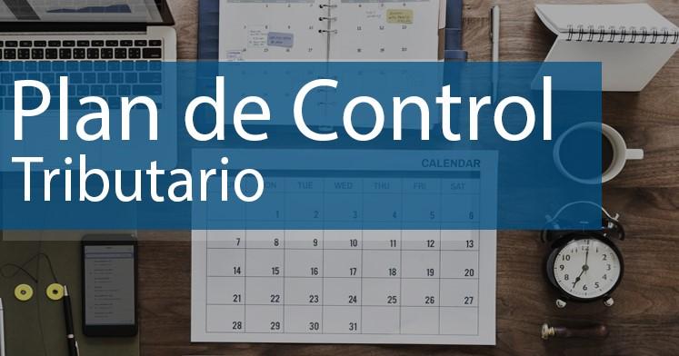 Plan de control tributario 2020