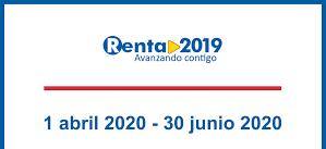 Renta y Patrimonio ej 2019